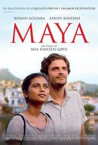 Poster do filme Maya (2018)