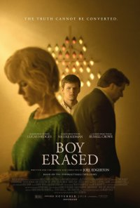 Poster do filme Boy Erased - O Rapaz Que Sou / Boy Erased (2018)