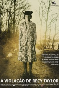 Poster do filme A Violação de Recy Taylor / The Rape of Recy Taylor (2017)