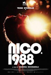 Poster do filme Nico, 1988 (2017)