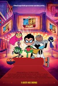 Poster do filme Teen Titans GO: O Filme / Teen Titans GO! to the Movies (2018)