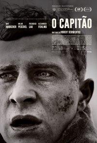 Poster do filme O Capitão / Der Hauptmann (2017)