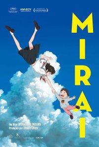 Poster do filme Mirai / Mirai no Mirai (2018)