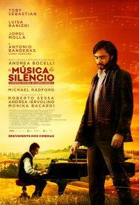 Poster do filme A Música do Silêncio / La Musica del Silenzio (2017)
