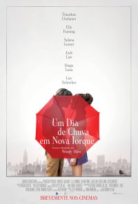 Poster do filme Um Dia de Chuva em Nova Iorque / A Rainy Day in New York (2019)