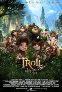 Poster do filme Troll: The Tail of a Tail (2018)