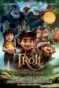 Poster do filme Troll e o Reino de Ervod / Troll: The Tale of a Tail (2018)