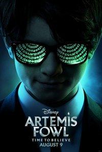 Poster do filme Artemis Fowl (2019)