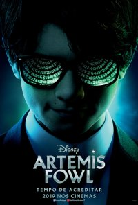 Poster do filme Artemis Fowl (2019)