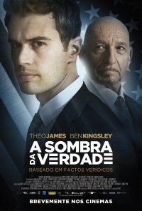 Poster do filme A Sombra da Verdade / Backstabbing for Beginners (2018)