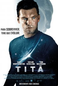 Poster do filme Titã / The Titan (2018)