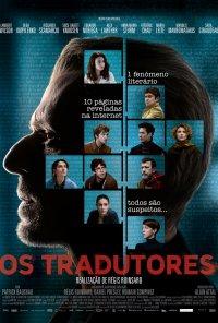 Poster do filme Os Tradutores / Les Traducteurs (2019)