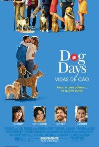 Poster do filme Dog Days - Vidas de Cão / Dog Days (2018)