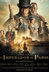 Poster do filme O Imperador de Paris / L'Empereur de Paris (2018)