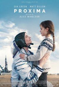 Poster do filme O Espaço Entre Nós / Proxima (2019)