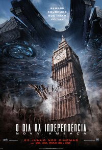 Poster do filme O Dia da Independência: Nova Ameaça / Independence Day: Resurgence (2016)