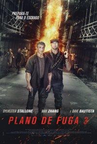 Poster do filme Plano de Fuga 3 / Escape Plan: The Extractors (2019)