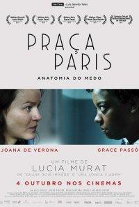 Poster do filme Praça Paris (2017)