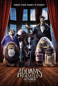 Poster do filme A Família Addams / The Addams Family (2019)