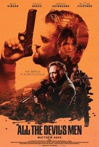 Poster do filme Homens do Diabo / All the Devil's Men (2018)