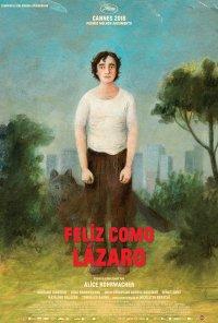 Poster do filme Feliz Como Lázaro / Lazzaro Felice (2018)