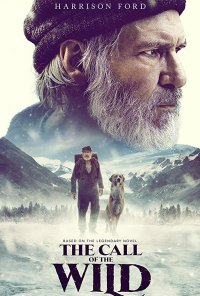 Poster do filme O Apelo Selvagem / The Call of the Wild (2020)