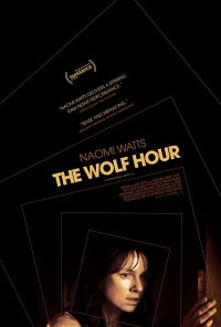 Poster do filme The Wolf Hour (2019)