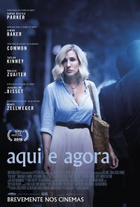 Poster do filme Aqui e Agora / Blue Night (2018)