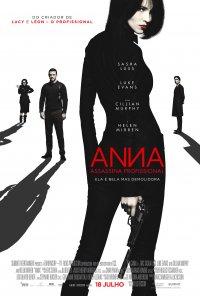 Poster do filme Anna: Assassina Profissional / Anna (2019)