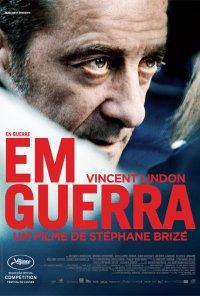 Poster do filme Em Guerra / En guerre (2018)