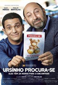 Poster do filme Ursinho Procura-se / Le Doudou (2018)