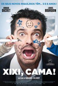 Poster do filme Xixi, Cama! / Les dents, pipi et au lit (2018)
