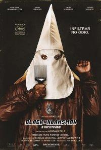 Poster do filme BlacKkKlansman: O Infiltrado / BlacKkKlansman (2018)