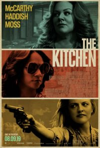 Poster do filme The Kitchen - Rainhas do Crime / The Kitchen (2019)