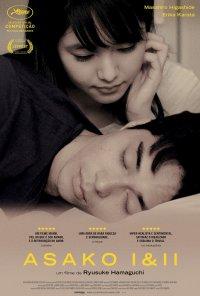 Poster do filme Asako I & II (2018)