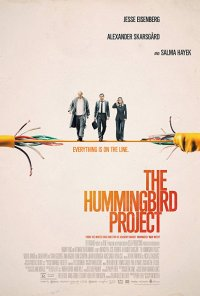 Poster do filme Operação Hummingbird / The Hummingbird Project (2018)