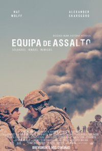 Poster do filme Equipa de Assalto / The Kill Team (2019)