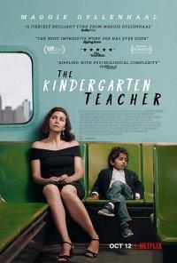 Poster do filme A Educadora de Infância / The Kindergarten Teacher (2018)