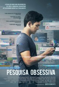 Poster do filme Procura Obsessiva / Searching (2018)