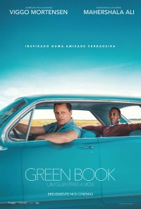Poster do filme Green Book - Um Guia Para a Vida / Green Book (2018)