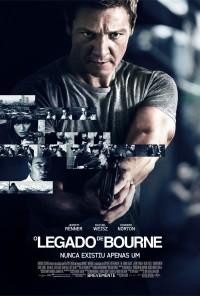 Poster do filme O Legado de Bourne / The Bourne Legacy (2012)
