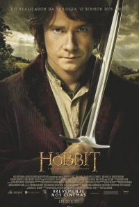 Poster do filme O Hobbit: Uma Viagem Inesperada / The Hobbit: An Unexpected Journey (2012)