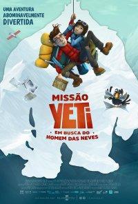 Poster do filme Missão YETI: Em busca do Homem das Neves / Nelly et Simon: Mission Yéti (2017)