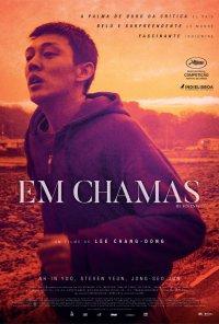 Poster do filme Em Chamas / Beoning / Burning (2018)