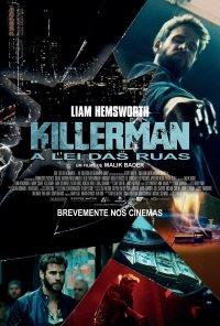 Poster do filme Killerman: A Lei das Ruas / Killerman (2019)