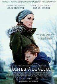 Poster do filme O Ben Está de Volta / Ben Is Back (2018)