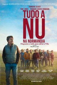 Poster do filme Tudo a Nu na Normandia / Normandie nue (2018)