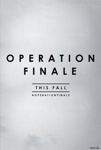 Poster do filme Operação Final / Operation Finale (2018)