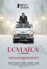Poster do filme Dovlatov (2018)