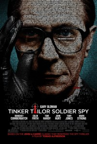 Poster do filme A Toupeira / Tinker, Tailor, Soldier, Spy (2011)